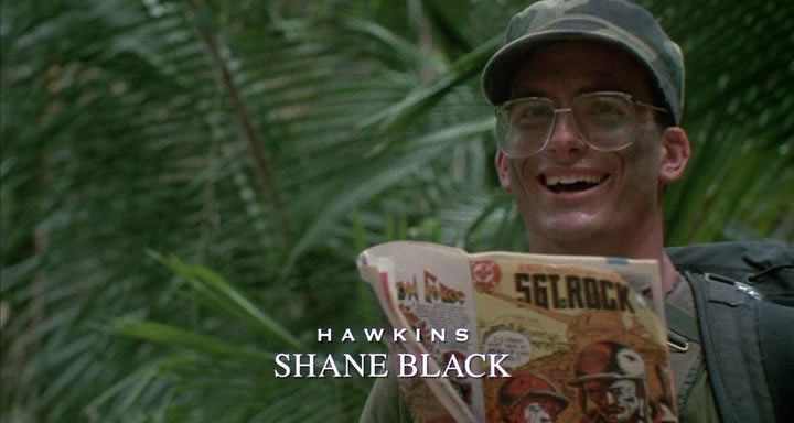shane black predator