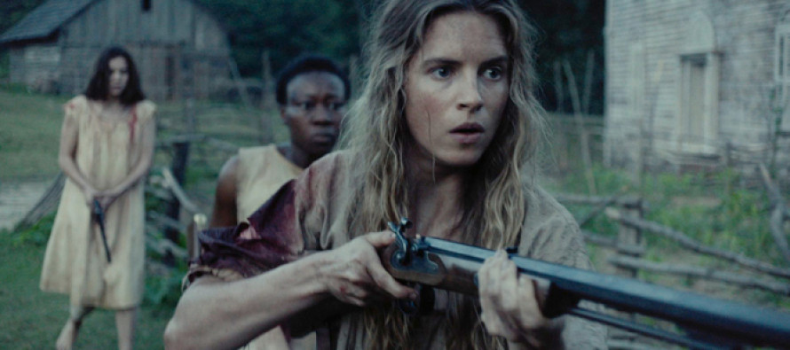 Brit Marling defiende su hogar en The Keeping Room