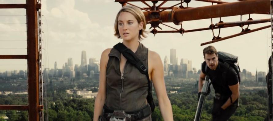 Primer tráiler para The Divergent Series: Allegiant
