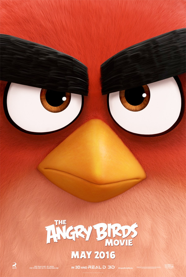 angry birds movie poster 1
