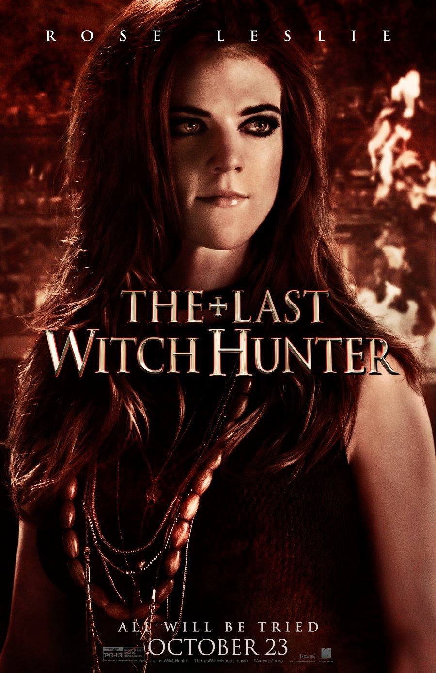 last witch hunter poster 6