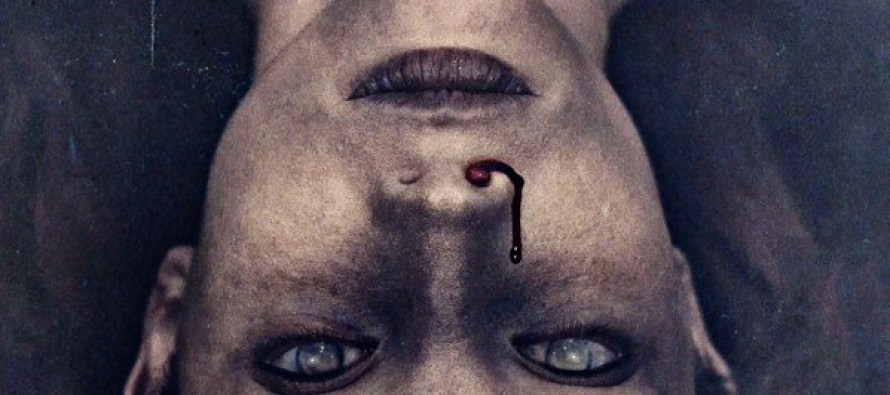 Primer poster de The Autopsy of Jane Doe