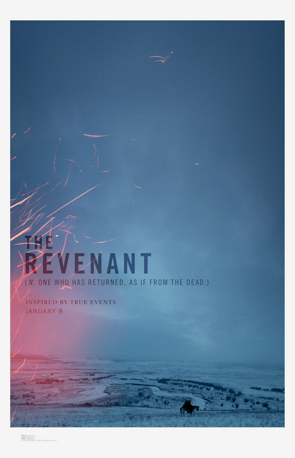 the revenant poster oficial