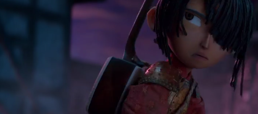 Teaser para Kubo and the Two Stings
