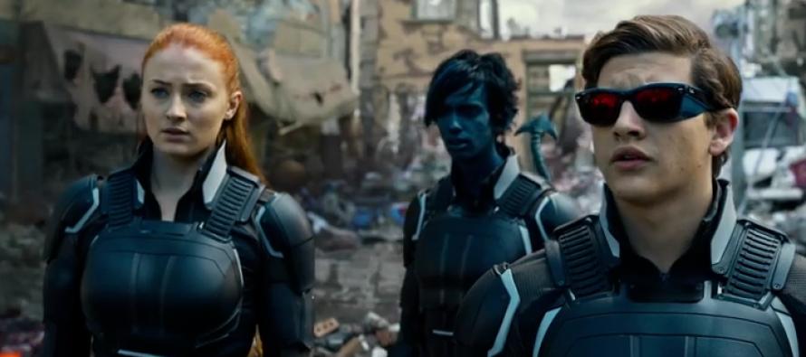 Segundo tráiler para X-Men Apocalipsis