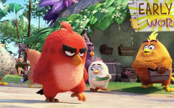 Nuevo tráiler de The Angry Birds Movie