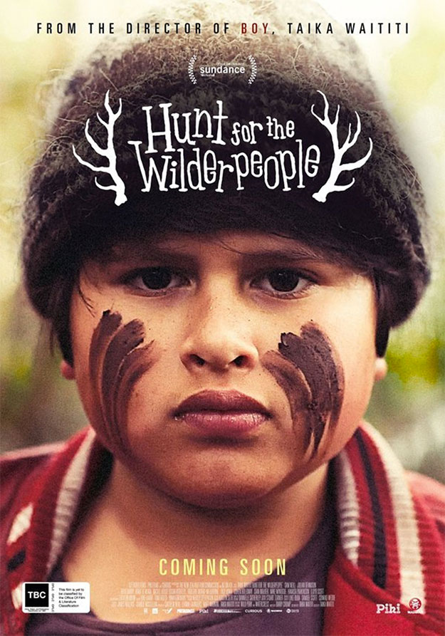 huntforthewilderpeople poster