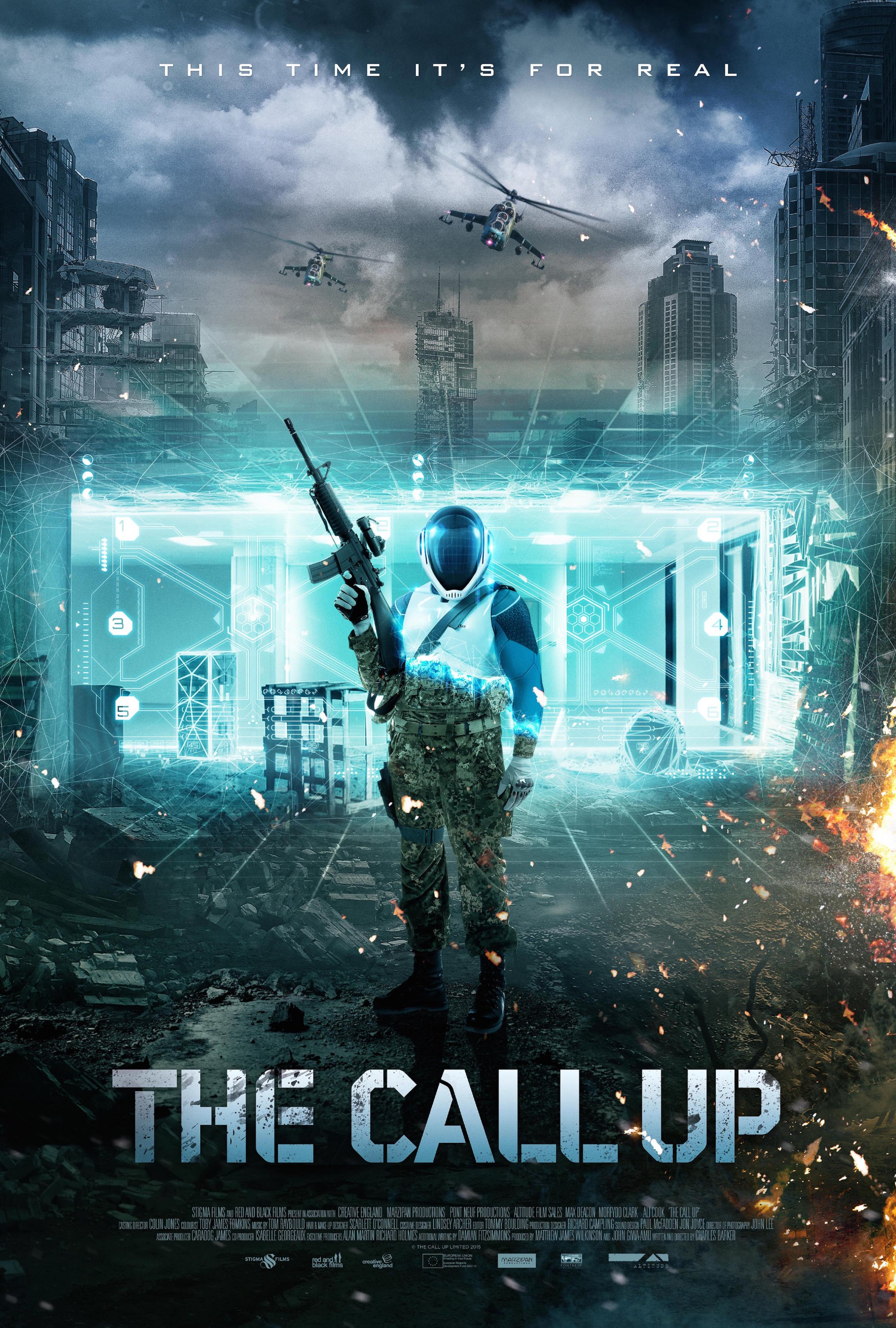 the call up poster