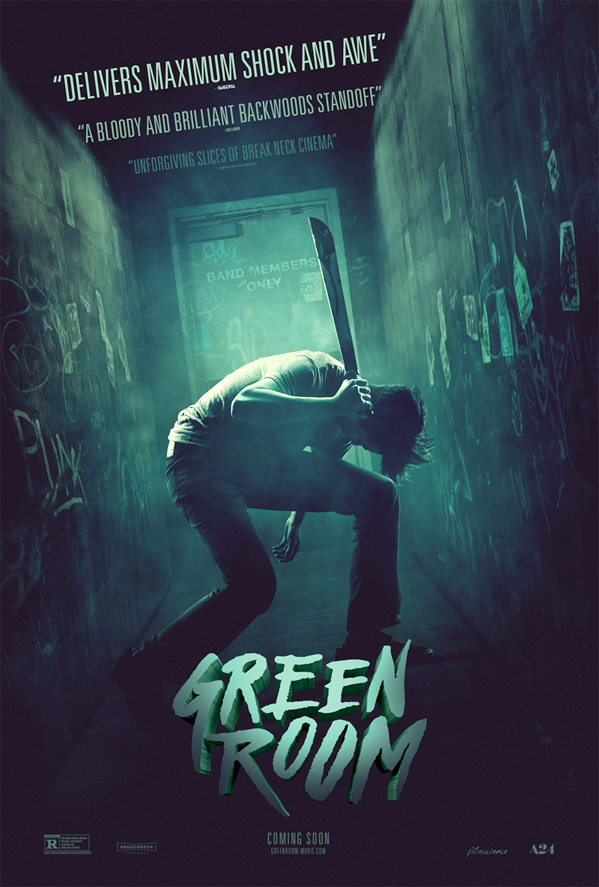 green room poster 2