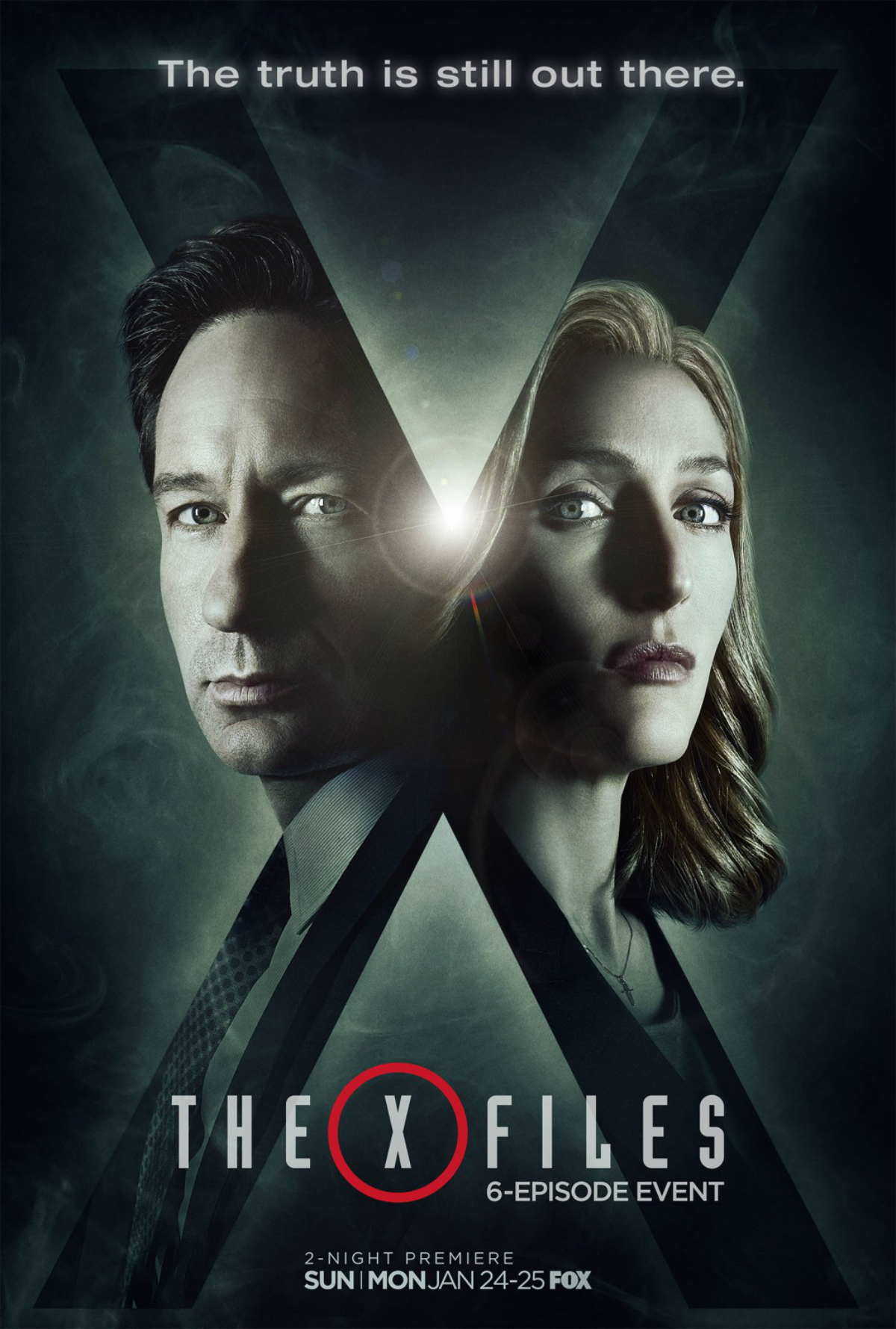 the x files 10 poster