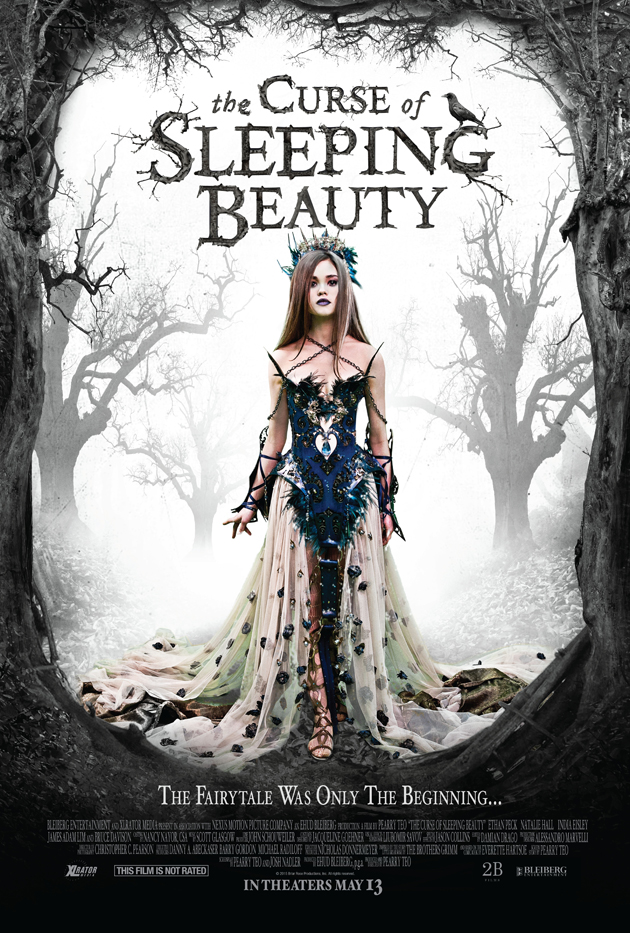 The Curse of the Sleeping Beauty poster