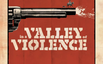 Poster para In a Valley of Violence de Ti West