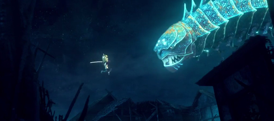 Segundo tráiler para Kubo and the Two Strings