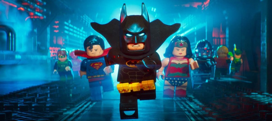 Teaser tráiler para The LEGO Batman