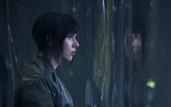 Primer vistazo a Scarlett Johansson en Ghost in the Shell