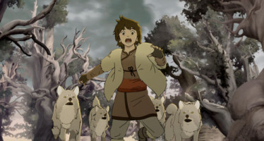 Kai, el nuevo film animado de Lee Sung Gang