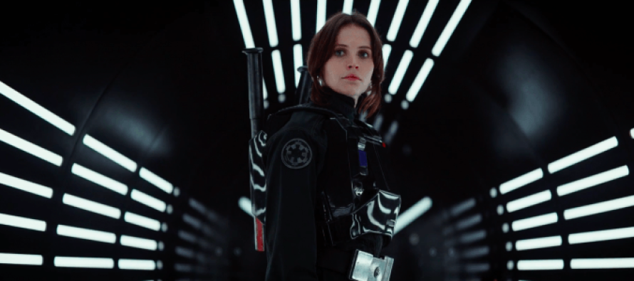 Primer teaser tráiler de Rogue One: A Star Wars Story