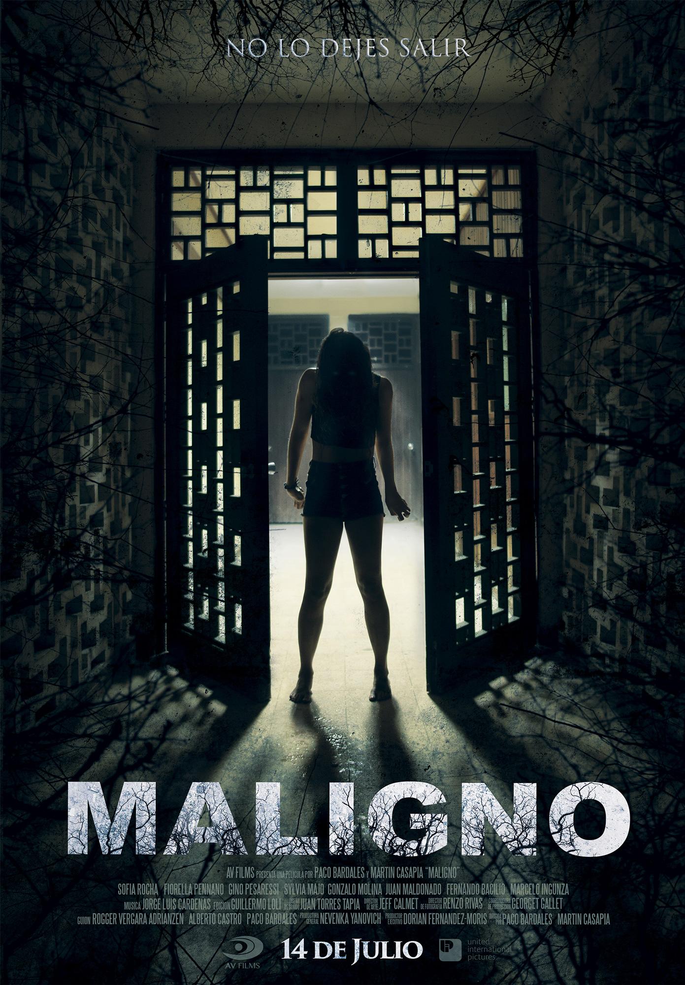 Maligno-poster