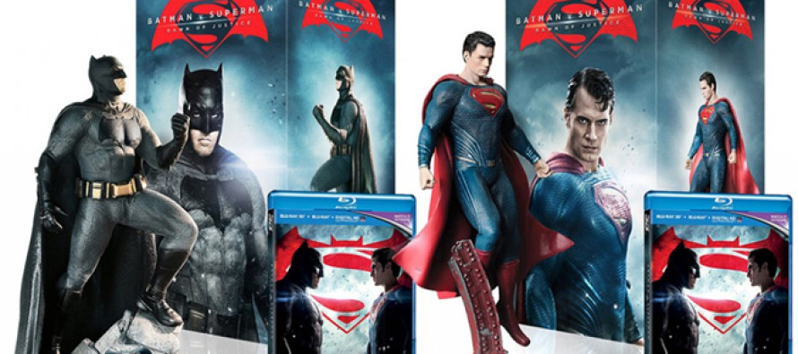 Tráiler para Batman v Superman: Dawn of Justice Ultimate Edition