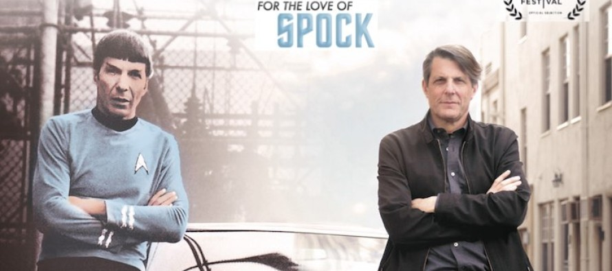 Tráiler para el documental For the Love of Spock