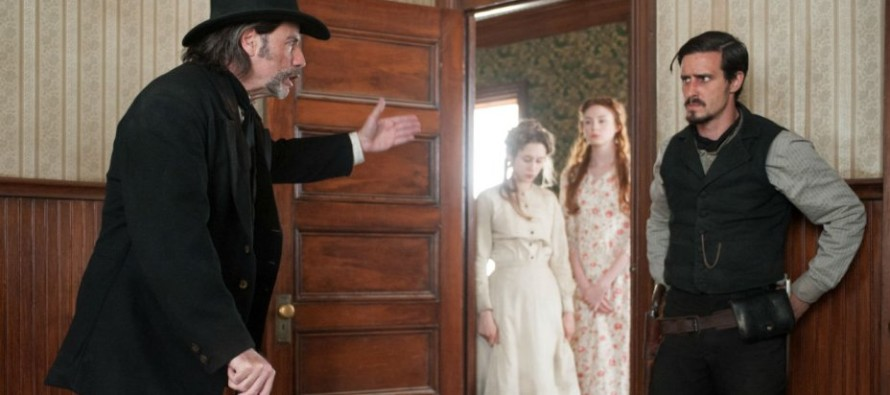Tráiler para In a Valley of Violence de Ti West