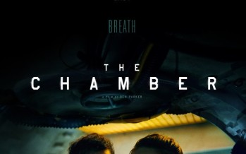 Poster para el thriller The Chamber