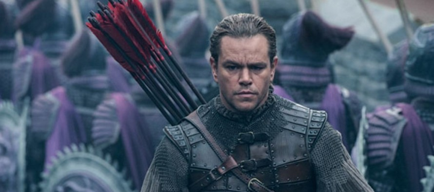 Primer tráiler de la sorprendente The Great Wall