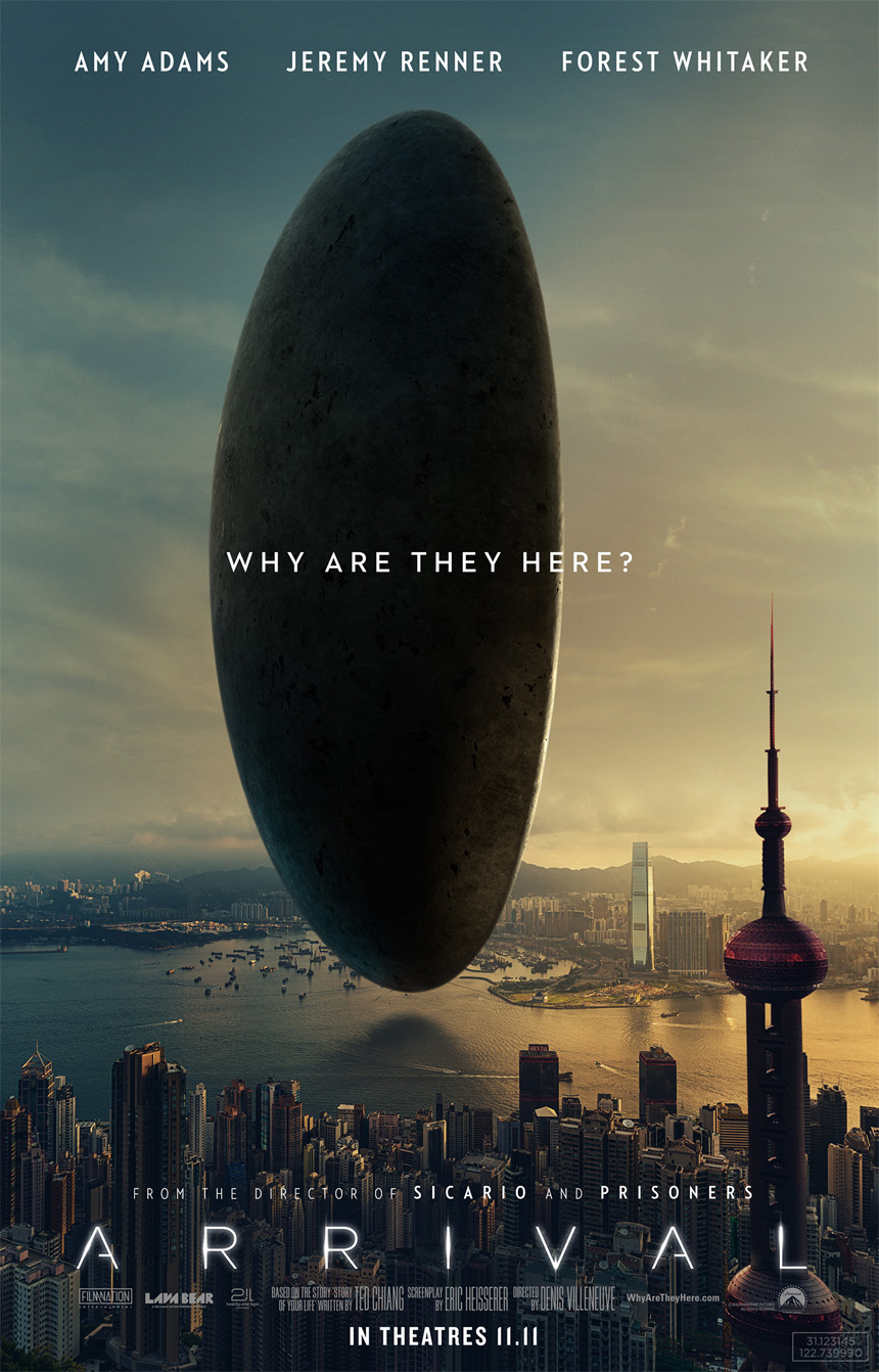 arrival poster 5