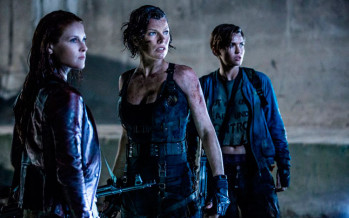 Resident Evil: The Final Chapter, poster y primera imagen