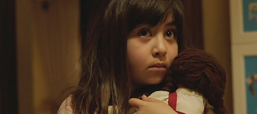 Tráiler oficial para Under the Shadow