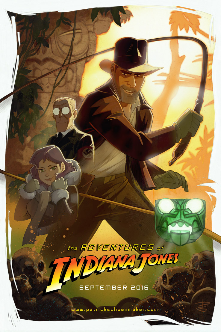 indiana-jones-adventures-poster