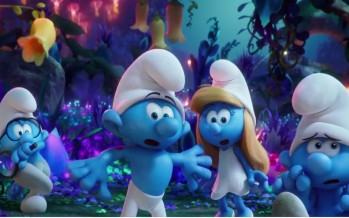 Teaser tráiler para Smurfs: The Lost Village