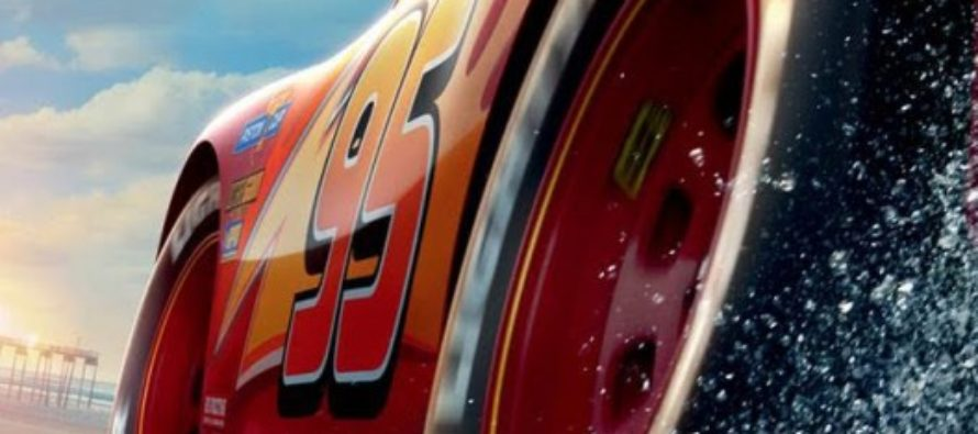 Espectaculares posters para Cars 3