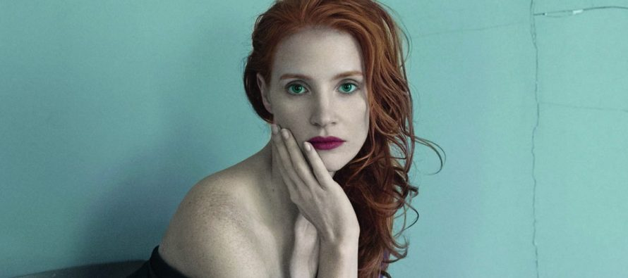 Jessica Chastain será Painkiller Jane