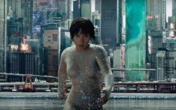 Primer tráiler y poster para Ghost in the Shell