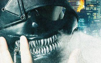 Poster para la adaptación real de Tokyo Ghoul