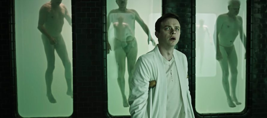 Tráiler internacional para A Cure for Wellness