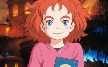 Teaser para Mary and The Witch's Flower