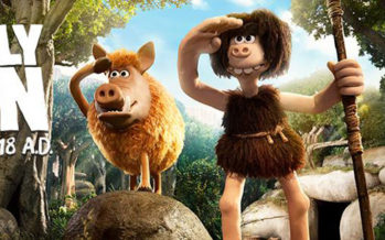 Primer teaser para Early Man de Aardman