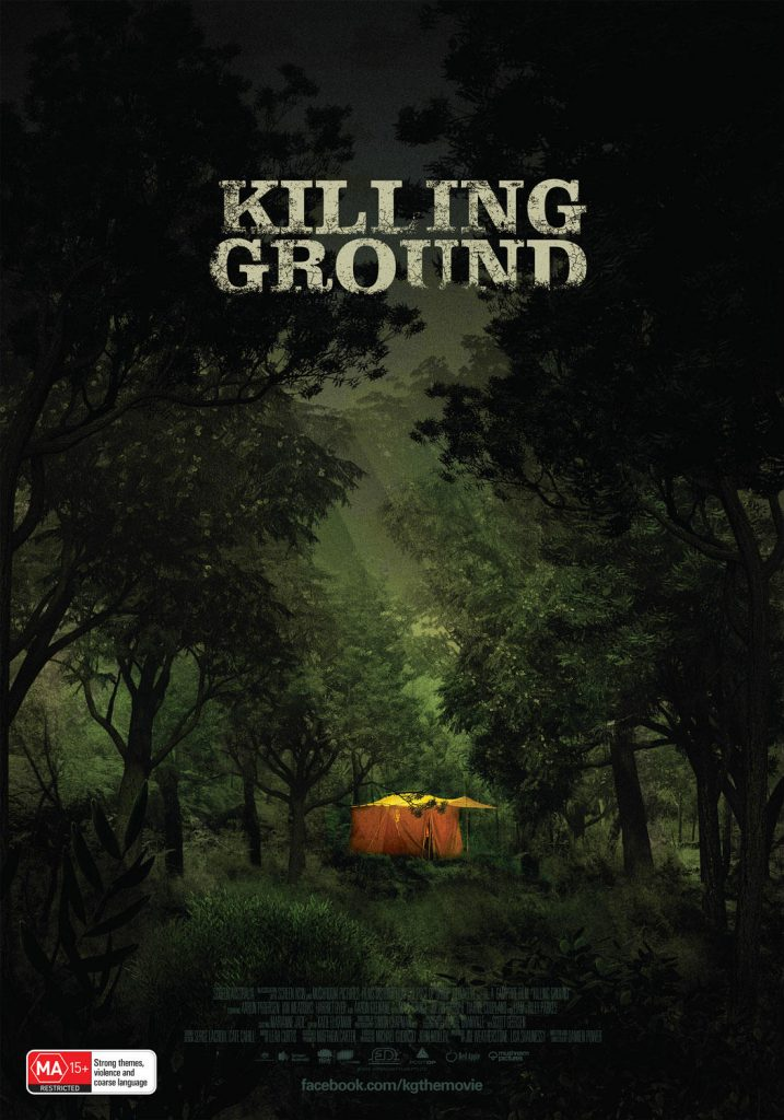 killing ground poster