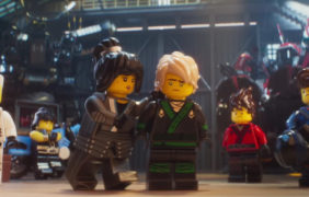 Primer teaser tráiler de The Lego Ninjago Movie