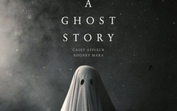 Poster para A Ghost Story de David Lowery
