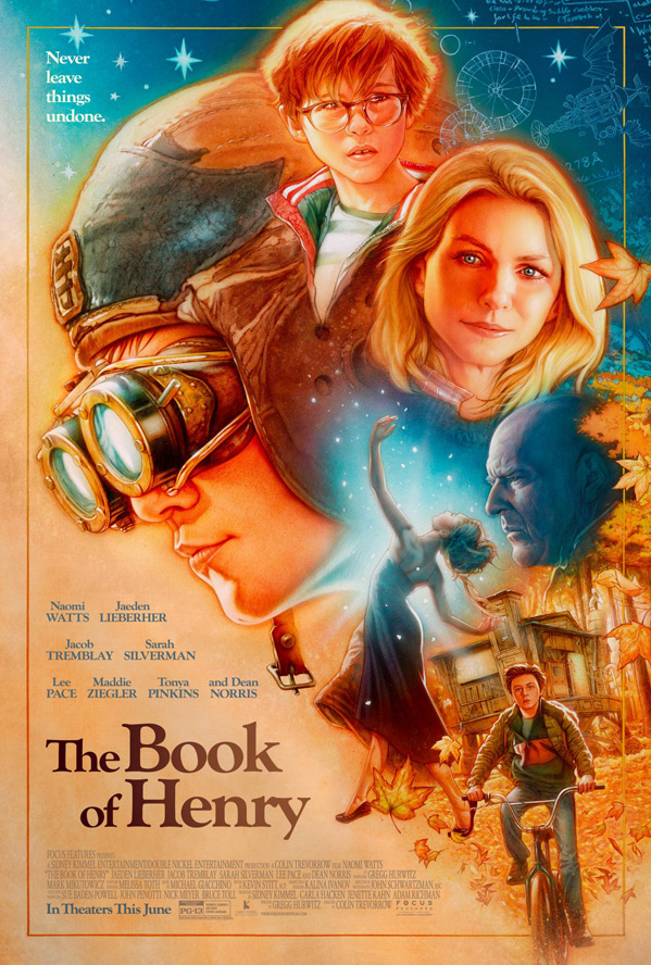 book of henry poster 2