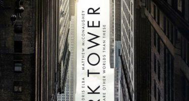Primer teaser poster para The Dark Tower
