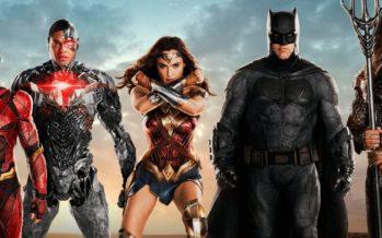 Tráiler para Justice League