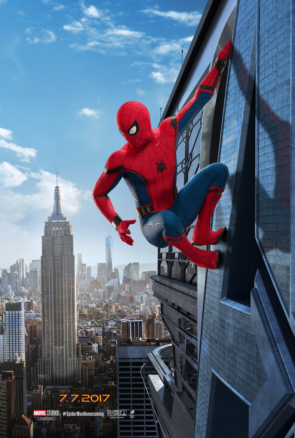 spiderman poster 3