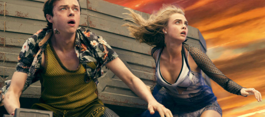 Segundo tráiler para Valerian and the City of a Thousand Planets