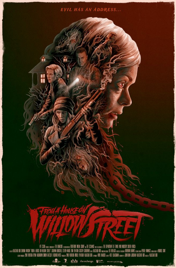 willow street poster
