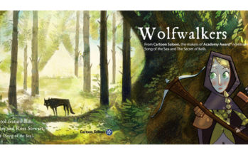 Pequeño teaser de Wolfwalkers para la Cartoon Movie