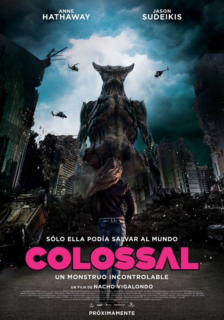 colossal poster argentino